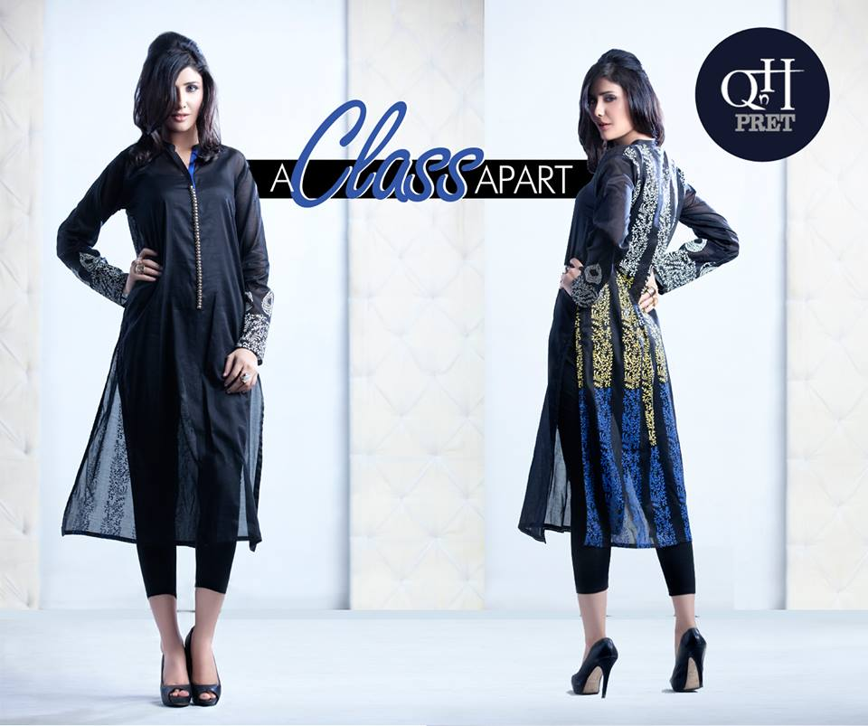 QnH ready to wear dress collection 2014 10