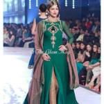 Zaheer Abbas Modern Engagement Have on Gown Way 2014 (5)