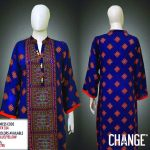 Change Comfortable Assortment Eid Fall Suits for Females (2)