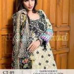 Chantilly de Chiffon from Cambric Mid Summer 2014 by GulAhmed 4