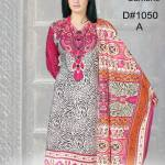 Dawood Cotton Dress Collection 2014 3