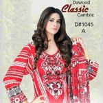 Dawood Cotton Dress Collection 2014