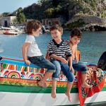 Dolce & Gabbana Newest Great Clothing Selection 2014 For Children (1)