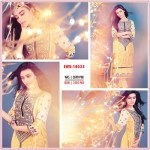 Ethnic by outfitters New Mid Summer Dresses Collection 2014 11
