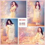 Ethnic by outfitters New Mid Summer Dresses Collection 2014 17
