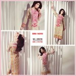 Ethnic by outfitters New Mid Summer Dresses Collection 2014 5