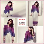 Ethnic by outfitters New Mid Summer Dresses Collection 2014 9