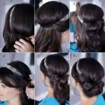 Great Modern Engagement Hair styles 2014 For Brides (5)