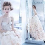 Hottest Superb Wedding Outfit Coming Season 2014 Gallery by Lazaro (2)