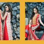 Kalyan Females Special Eid Lawn Outfits Style 2014 (1)