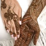 Latest Chand Rat Special Mehndi Concepts 2014 For Women (1)
