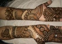 Mehndi Designs Collection 2014 1