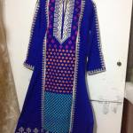 Nadia's Collection Casual Wear Dresses Collection 2014 5