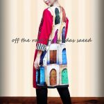 Off the rack by Sundas Saeed Mid Summer Dresses Collection 2014 8
