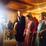 Pakistani cricketer Nasir Jamshed Wedding Pics Photoshoot Image (5)