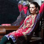 Rabea Kurti Collection 2014 By Shariq Textile 3