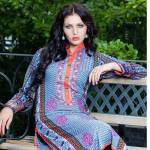 Rabea Kurti Collection 2014 By Shariq Textile 8