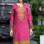 Rabea Kurti Collection 2014 By Shariq Textile 9