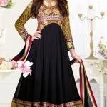Special Night Anarkali Clothes Collection 2014 (3)