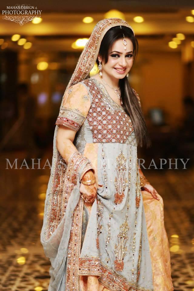 Beautiful Brides Walima Pics 2014-15 4