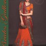 Bridal Wear Heavy Lehengas Collection 2014-15 4
