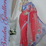 Bridal and Wedding Sarees Collection 2014-15 6