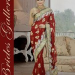 Bridal and Wedding Sarees Collection 2014-15