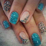 Elegant Concepts Of Nails 2014-15 For Women (1)