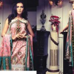Firdous Cambric Collection 2014-15 For Girls 3