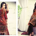 Firdous Cambric Collection 2014-15 For Girls 6
