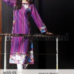 Gul Ahmed Ideas Winter Dresses Collection 2014-15 2