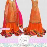 HQ Designs Latest Dresses Collection For Party 3