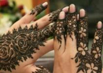 Indian Engagement Henna Fashions Gallery 2014-15 For Girls (4)