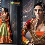 RupaliOnline Party Wear Frocks Collection 2014-15 2