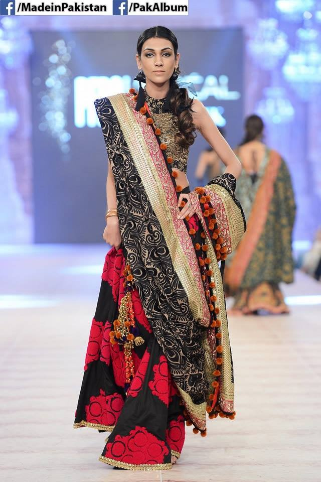 Sana Safinaz Collection at PFDC LOreal Paris Bridal Week 2014 4