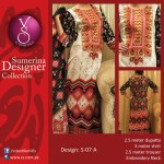 sumerina Designer Collection by VS Textile Mills 2014-15 10