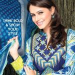 Amna ismail Semi Stitched Winter Collection 2014