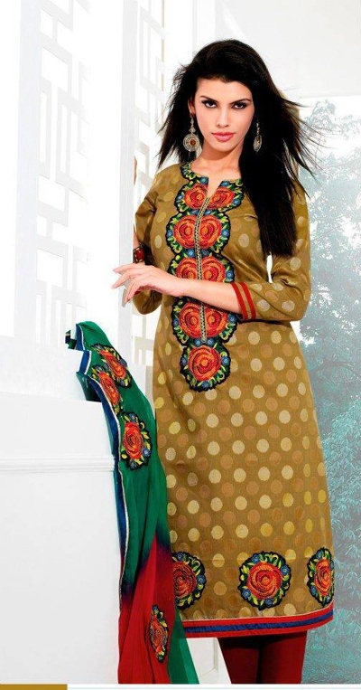 Ann Rose Fashion winte casual wear dresses collection 2014-15 4