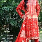 Aroshi Embroidered Classics Winter Dresses Collection 2014-15 3
