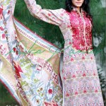 Aroshi Embroidered Classics Winter Dresses Collection 2014-15 4