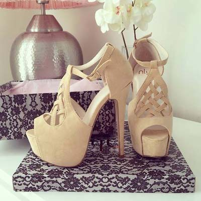 Bridal High Heels shoes collection 2014-15 3