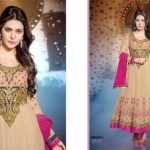 Floor Touch Padded Hottest Anarkali Clothes For Ladies (1)