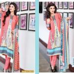 Ittehad Textile Fashionable Embroidery Clothes 2014 -15 (4)