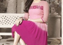 Lavish Padded Kurti Fashion Variety 2014-15 For Ladies (1)