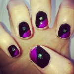 Modern Popular Jazzy Nail Fashion 2014-15 For Ladies (2)
