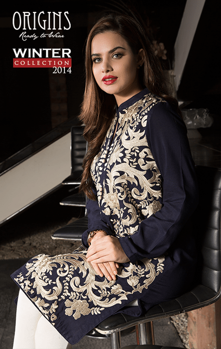 Origins Ready Made Cold Season Outfits 2015 For Ladies (1)
