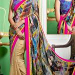 Outstanding Evening Wear Sarees Collection 2014-15 6