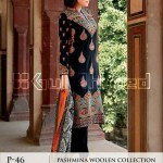 Pashmina Woolen Collection by GulAhmed 2015