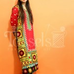 Taslees Lovely Winter Wear Garments Collection 2014-15 (2)