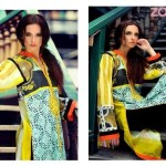 Zanisha Stitched Linen Garments 2014-15 by Al-Zohaib (3)